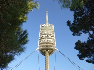The Collserolla Tower