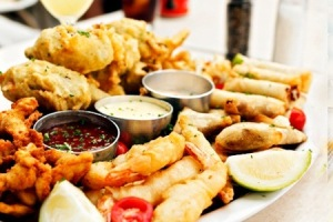 A Sharing Platter just isn't an option for 1