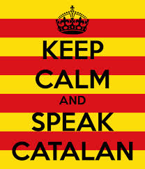Keep calm & speak Catalan