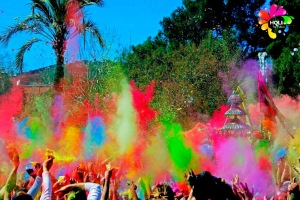The Joy of Holi